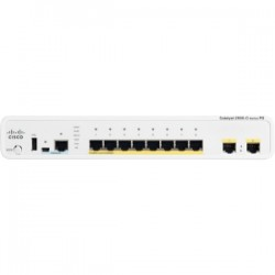 CISCO WS-C2960CG-8TC-L